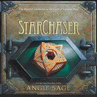 TodHunter Moon, Book Three: StarChaser - Angie Sage