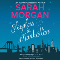 Sleepless in Manhattan - Sarah Morgan