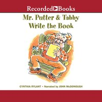 Mr. Putter & Tabby Write the Book - Cynthia Rylant