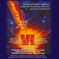 STAR TREK VI: THE UNDISCOVERED COUNTRY - J.M. Dillard