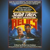 STAR TREK: THE NEXT GENERATION: RELICS - Michael Jan Friedman