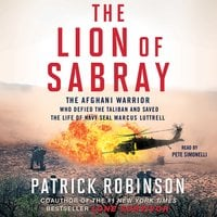 The Lion of Sabray - Patrick Robinson