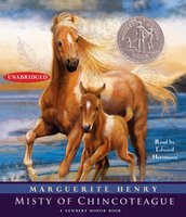 Misty of Chincoteague - Marguerite Henry