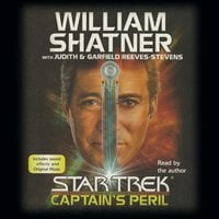 STAR TREK: CAPTAIN'S PERIL - William Shatner