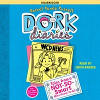 Dork Diaries 5: Tales from a Not-So-Smart Miss Know-It-All - Rachel Renée Russell
