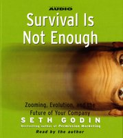 Survival Is Not Enough: Why Smart Companies Abandon Worry and Embrace Chan - Seth Godin