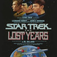 Star Trek: The Lost Years - J.M. Dillard