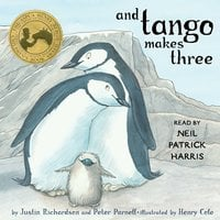 And Tango Makes Three - Justin Richardson,Peter Parnell