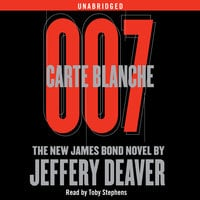 Carte Blanche: The New James Bond Novel - Jeffery Deaver