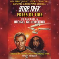 Star Trek: Faces of Fire - Michael Jan Friedman