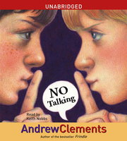 No Talking - Andrew Clements