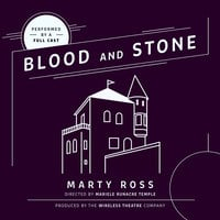 Blood and Stone - Marty Ross