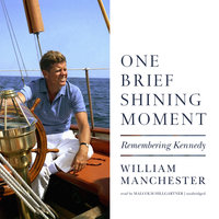 One Brief Shining Moment - William Manchester