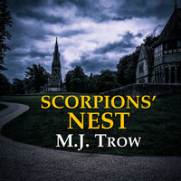 Scorpion's Nest - M.J. Trow
