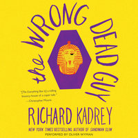 The Wrong Dead Guy - Richard Kadrey