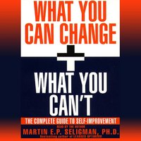 What You Can Change and What You Can't: Using the new Positive Psychology to Realize Your Potential for Lasting Fulfillment - Martin E.P. Seligman