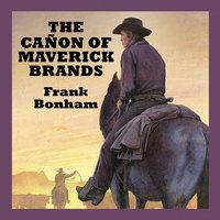 The Cañon of Maverick Brand - Frank Bonham