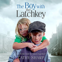 The Boy with the Latch Key - Cathy Sharp