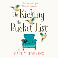 The Kicking the Bucket List - Cathy Hopkins
