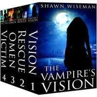 Psychics Vs. Vampires Episodes 1-4 - Shawn Wiseman