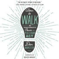Born to Walk - Dan Rubinstein