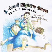 A Good Night's Sleep (Audio Book) - Lana Jacobson