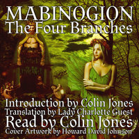 Mabinogion, the Four Branches - Colin Jones,Lady Charlotte Guest