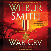 War Cry - Wilbur Smith,David Churchill