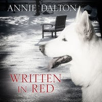 Written in Red - Annie Dalton