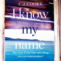 I Know My Name - C.J. Cooke