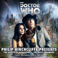 Doctor Who - The 4th Doctor Adventures - Philip Hinchcliffe Presents Volume 1 - Marc Platt,Philip Hinchcliffe