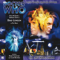 Doctor Who - The 8th Doctor Adventures 2.1 Dead London - Pat Mills