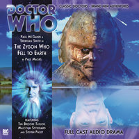 Doctor Who - The 8th Doctor Adventures 2.6 The Zygon Who Fell to Earth - Paul Magrs