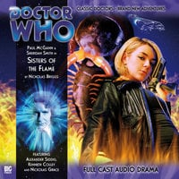 Doctor Who - The 8th Doctor Adventures 2.7 Sisters of the Flame - Nicholas Briggs