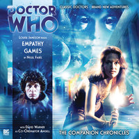 Doctor Who - The Companion Chronicles - Empathy Games - Nigel Fairs