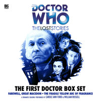 Doctor Who - The Lost Stories - First Doctor Box Set - Nigel Robinson,Moris Farhi