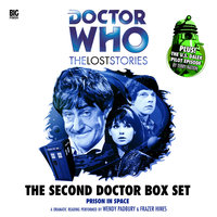 Doctor Who - The Lost Stories - Second Doctor Box Set - Simon Guerrier, Dick Sharples