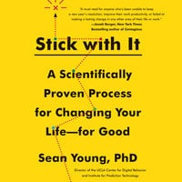 Stick with It - Sean D. Young