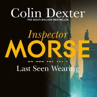 Last Seen Wearing - Colin Dexter