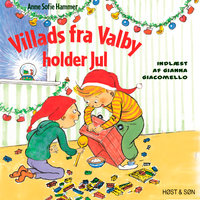 Villads fra Valby holder jul - Anne Sofie Hammer