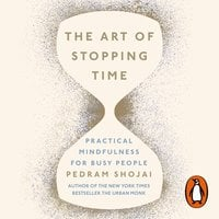 The Art of Stopping Time - Pedram Shojai