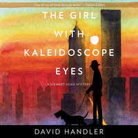 The Girl with Kaleidoscope Eyes - David Handler
