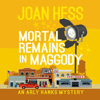 Mortal Remains in Maggody - Joan Hess