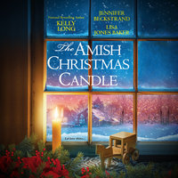 The Amish Christmas Candle - Kelly Long