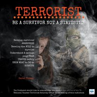 Terrorist: Be a survivor not a statistic - Sarah Connor