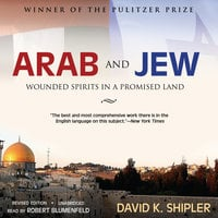 Arab and Jew - David K. Shipler