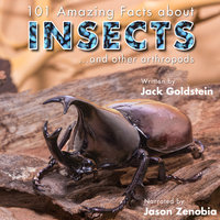 101 Amazing Facts about Insects - Jack Goldstein