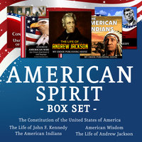 American Spirit Bundle - 5 Audiobooks Box Set About US Culture, People, Democracy, History, Constitution, Government and Politics - My Ebook Publishing House