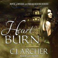 Heart Burn - C.J. Archer