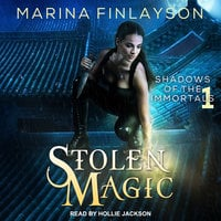 Stolen Magic - Marina Finlayson